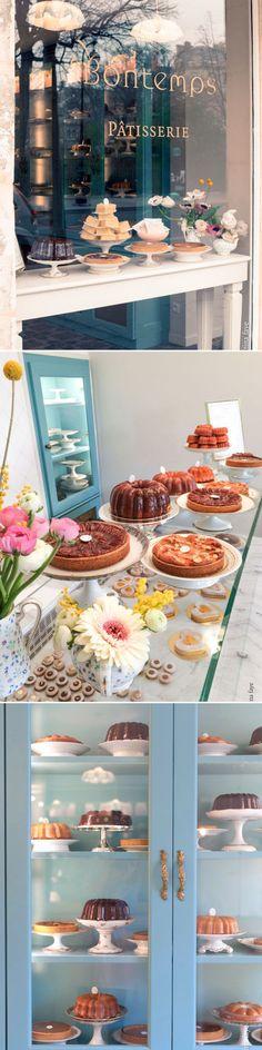 Pâtisserie Bontemps 57, rue de Bretagne 75003 Paris Ouverte du mercredi au dimanche de 11h à 19h30