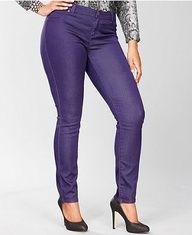 INC International Concepts Plus Size Jeans, Skinny Colored Denim - Plus Size Jeans - Plus Sizes - Macys