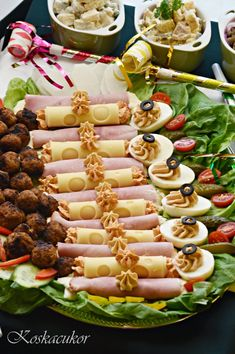 Appetizer Dishes, Appetizers, Good Food, Yummy Food, Hungarian Recipes, Pasta Bake, Fabulous Foods, Food Art, Catering