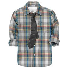 Old Navy Boys Shirt & Tie Sets ($23) ❤ liked on Polyvore
