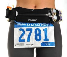 Absolutely *LOVE* my new Ultimate Race Belt II with two 8-oz. Hydration Bottles. Really does everything advertised! Like it much better than the Fuel Belt or SPI Belt options!