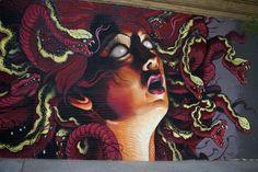Medusa Grafitti