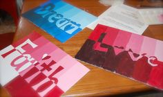 tints and shades middle school shape - Google Search