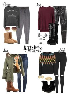 """""""*REQUESTED* LM Inspired for Sweater Weather"""" by littlemix-styleblog ❤ liked on Polyvore featuring J Brand, Zara, Clu, Topshop, Dr. Martens, Michael Kors, Marc by Marc Jacobs, Brave Soul, Charlotte Russe and UGG Australia"""