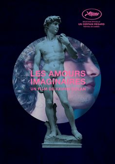 Les Amours Imaginaires by Tristan Offit via Behance