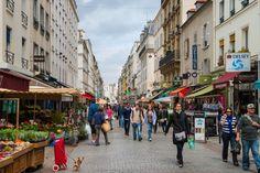 Marché Rue Cler - Paris