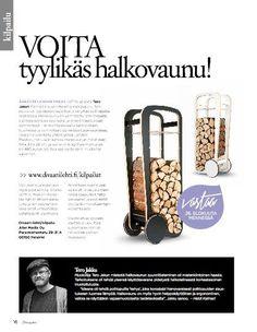 Divaani lukijakilpailu / Fleimio Trolley / syyskuu 2014