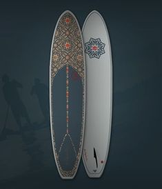 Stand Up Paddle Board Designs | iwilldesignforfood.com