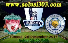 Bigmacth Liga Inggris : Liverpool Vs Leicester City