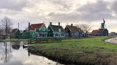 Travelogue: Of Quaint Dutch Villages and Windmills Amsterdam City, Windmills, Travelogue, Day Trips, Netherlands, Dutch, Mansions, Country, House Styles
