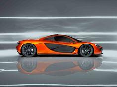 Photo: Picture 3 - Paris preview: McLaren P1