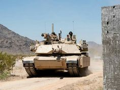 M1A2 SEPv3 Abrams fitted with Trophy APS