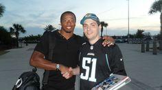 Jacksonville Jaguars CB #21 Derek Cox (November 2012 at Everbank Field in Jacksonville, FL)