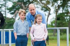 Ina new chapter of his updated book Battle of Brothers, released today, royal author Robert Lacey told how William and Kate, both 39, wanted to broach the subject at a 'controlled moment of their choice'.