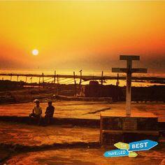 Sunset in #Mumbai #India