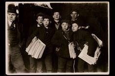 """""""The Future of America: Lewis Hine's New Deal Photographs"""" on view at the International Center of Photography"""
