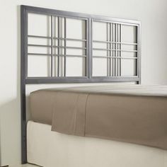 tiburon metal frame headboard sears - Sears Bedroom Decor