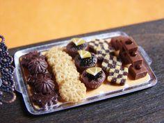 PetitPlat Miniatures by Stephanie Kilgast: Sweet Foods