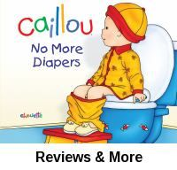 Caillou No More Diapers by Christine L'Heureux | Juv. Easy Tiny Caillou (L'Heureux) | Caillou no longer wants to wear diapers, even at night. Caillou knows now when he has to use the potty. Very soon, he hopes to use the big toilet and to no longer wear diapers at night.