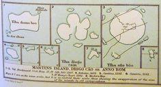 Los geografos aun no sabían el relieve ni el contorno de Annobòn, por eso la presentaban con diferentes formas Diagram, Chart, Island, Maps, Contouring, Shapes, Block Island, Islands