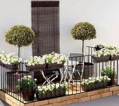 Tips sencillos para decorar la terraza | Decorar tu casa es facilisimo.com