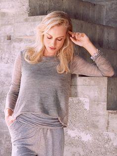 Layered Long Sleeve Shirt 01/2016