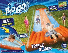 H2O Go! Triple Slide
