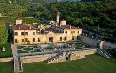 Villa della Torre - owned by the Allegrini, makes of my favorite wine!