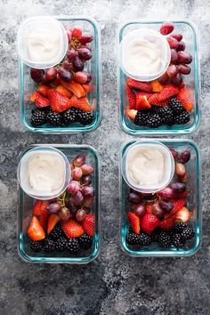 Healthy Greek Yogurt Fruit Dips are a delicious way to serve fruit, and also a great way to encourage you to eat more fruit. We love these yogurt dips as a meal prep snack. Healthy Snacks For Diabetics, Healthy Breakfast Recipes, Healthy Foods To Eat, Healthy Eating, Healthy Recipes, Thm Recipes, Comida Keto, Healthy Food Delivery, Greek Yogurt