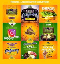 Social Media on Behance Social Media Poster, Social Media Banner, Social Media Design, Insta Layout, Natural Spice, Instagram Design, Creative Posters, Food Themes, Graphic Design Posters