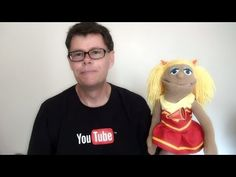 The Worlds Best Ventriloquist Larry Graves aka Canadian Studmuffin