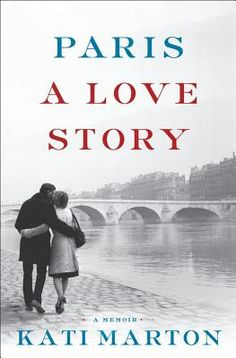 I was completely engrossed by Marton's intimate and honest memoir.  After casually picking it up one morning on vacation, I was immediately enthralled and finished it by mid-afternoon!  In just 200 pages, Marton tells us her life of love and loss as a Hungarian refugee, an ABC foreign correspondent, wife and mother, all centered in Paris.  With all that she has experienced and accomplished in her life, Marton's words resonate as they are both inspirational and enlightening. – Sarah
