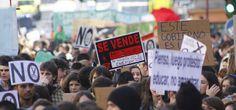 Un informe que analiza la inversión en el sistema educativo español en los últimos quince años calcula que entre 2009 y 2014 el Estado dejó de invertir 7.000 millones de euros.