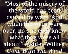 Gone With The Wind- Margaret Mitchell