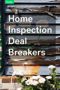 Home Inspection Report Issues Can Kill Home Sales – Real Estate 101 – Trulia… Home Selling Tips, Home Buying Tips, Home Buying Process, Buying A New Home, Selling Your House, Real Estate Tips, Selling Real Estate, Sell Your House Fast, Up House