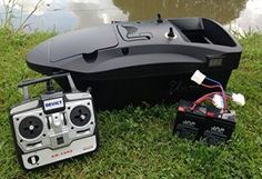Carp Fishing Bait Boat Reviews Check out this review of the best #Carp #Fishing Bait Boats.