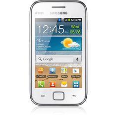 Smartphone Galaxy Ace Duos S6802.R$ 799,00