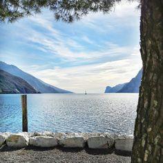 417 отметок «Нравится», 32 комментариев — Susanna Frank▫Моя Италия 🇮🇹 (@syufrank_italy) в Instagram: «Доброе утро, друзья 😗😗 Хороших всем выходных 😉 Озеро Гарда, Торболе. . . Good Mo. and Have a nice…» Garda Italy, Landscapes, Mountains, Nature, Instagram Posts, Travel, Paisajes, Viajes, Naturaleza