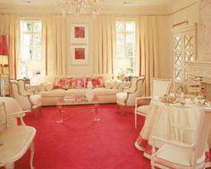 pink room- classy