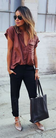 Great casual chic shirt