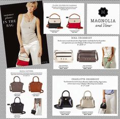 Your next style must-have is a steal this month. All handbags $20 OFF through April 30! While supplies last. Grab yours today! www.mymagnoliaandvine.com/LJ