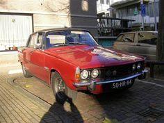 50-HR-84 Rover 3500 V8