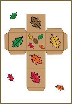 Thema herfst kleuters | Klas van juf Linda Thanksgiving Crafts For Kids, Fall Crafts, Diy And Crafts, Paper Crafts, November 2019, Worksheets For Kids, Autumn Leaves, Logos, Autumn