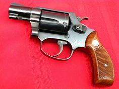 SMITH & WESSON - Model 36 .38 CHIEFS SPECIAL...Mfd 1968... Gun Item: 10294286   Mobile GunAuction.com