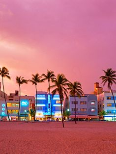 Setting for Sensual Summer Nights South Beach, Miami, Florida. Summer HOTSPOT for celebs! I want to go there ssssoooo badly! South Beach Miami, Miami Florida, Miami Sunset, South Florida, Oh The Places You'll Go, Places To Travel, Places To Visit, Dream Vacations, Vacation Spots
