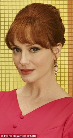 The latest news, photos and videos on Christina Hendricks is on POPSUGAR Celebrity. On POPSUGAR Celebrity you will find news, photos and videos on entertainment, celebrities and Christina Hendricks. Christina Hendricks, Joan Harris, Gina Torres, Beautiful Christina, Men Tv, Confident Woman, Mad Men, Celebs, Celebrities