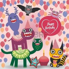 funny monsters - Google Search