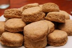 Whole Wheat Herb Biscuits