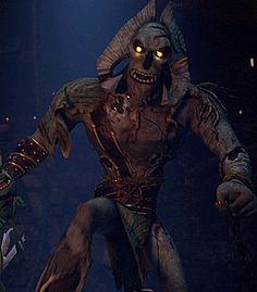 Angor Rot - Trollhunters