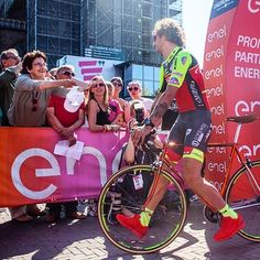 Pro cycling & pro fans #procycling #lovemywilier #wiliersoutheast #giro #wilier #wilierista
